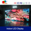 HD P2.5, P3, P4, P5, P6, P7.62, pantalla de visualización a todo color de interior de LED de P10 SMD