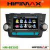 トヨタHightlander (HM-8935G)のためのHifimax車DVD GPSのナビゲーション・システム