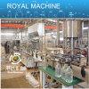 Ligne de machine de remplissage d'huile de cuisine