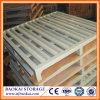 1000-3000kg Dynamic Load Metal Pallet (SP-09-BK) met Antislip Surface