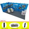 Cabine modulaire en aluminium d'exposition du tissu DIY de PVC