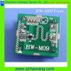 Sensor sin hilos 10.525GHz (HW-09) del módulo de la punta de prueba del detector del radar de Doppler de la microonda
