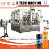 小さい容量の完全な炭酸飲料の充填機(DCGFシリーズ)