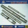 Части алюминия частей CNC подвергая механической обработке