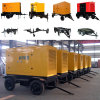 200kVA Cummins Soundproof Trailer Diesel Generator