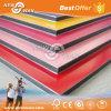 Алюминиевая смесь обшивает панелями PVDF/PE ACP