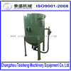 Elektrisches Fuel Portable Sandblasting Machine 1500kg -2000kg Loading Abrasive
