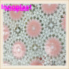 PVC Printed Lace Transparent Tablecloth com NT Pattern