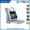 Iso Ysd1208-Vet approvato dalla FDA del CE diagnostico della strumentazione della macchina veterinaria di ultrasuono del computer portatile di Digitahi