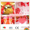 LEIDENE van het Hart van de Ballon van de Decoratie van het huwelijk Ballon