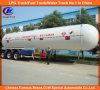 Asme 2 Axle LPG Tank Semi Trailer 40000L LPG Tanker Trailer 3 Axle LPG Transport Trailer 56000L LPG Tank Trailer for Nigeria