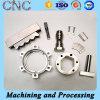 Металл плиты CNC подвергая механической обработке филируя поворачивая