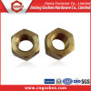 Hex di rame Nut DIN934/Brass Hexagon Nut con Low Price
