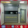 Puertas rápidas de la persiana enrrollable del sitio limpio del PVC (YQRD0099)