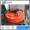 Eletroímã de Liifting do Ciclo-75% do dever para o lingote da carcaça 380kg que segura MW5-80L/1-75