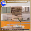 (customzied) Glossy Doors를 가진 나무로 되는 Modular Lacqrue Kitchen Cabinets
