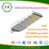 IP65 120W LED Outdoor Road Light con 5 Years Warranty (QH-STL-LD120S-120W)