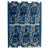 3.0mm 4 Layers Blue Printed Circuit Board com Gold Finger