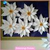 Flor de papel artificial para la decoración casera (OTAG-28)