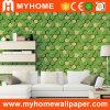 Revêtement de mur de PVC de la décoration 3D de Chambre pour KTV