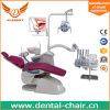 Silla dental del microscopio dental del funcionamiento