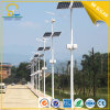 los 9m LED Wind Plus Solar Hybrid LED Light para Outdoor