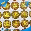 3D Stickers van de Hologrammen van de Sticker/van de Stamper van het Hologram Echte Duidelijke