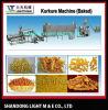Alimento dos petiscos de Cheetos que faz a maquinaria