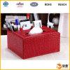 Cajas del tejido de la industria de los productos de cuero