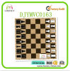 De nieuwe Populaire RubberMat van de Lijst van het Spel van het Schaak, Vouwbare het Spelen Mat