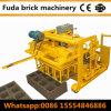 Hydrofofrmのブロック機械か移動式ブロック機械価格のザンビア
