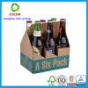 De Verpakkende Doos van het bier met Handvat