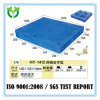 pálete plástica usada de alta pressão da exportação 1400X1200 resistente