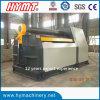 Máquinas hidráulica universal da dobra e de rolamento da placa de metal de 4 rolo W12S-30X2500