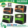 Tk-10A~60A, 12V/24V o 48V, LED/LCD, regulador solar de PWM