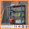 Estante portable de poca potencia de la hoja de metal de la estantería del remache del almacenaje