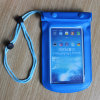 Nuevo bolso universal impermeable transparente promocional del teléfono celular del PVC (YKY7264)