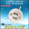 GU10/Gz10, voor de Bollen van de Lamp van het Halogeen van de Hoogspanning; Df-05