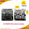 Módulo de la cámara del CCD 700tvl de Icx811ak Sony