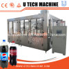 Máquina que capsula de relleno carbonatada botella de Washng de la bebida del animal doméstico de la alta calidad