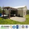 Дом новой конструкции Prefab сделанная для светлой стальной рамки