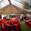 販売のための使用された美しく明確な屋根の結婚式のテント