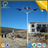 9m Double Arms Solar LED Light voor Street