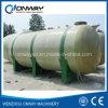 Réservoir de stockage d'essence diesel de conteneur d'acier inoxydable de vin de réservoir de stockage d'hydrogène de l'eau de pétrole de prix usine