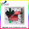 Горячая штемпелюя коробка подарка картона дух с окном PVC