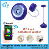 Bluetooth Speaker Smart LED Light in Eetkamer The
