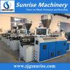 Extrusora do PVC da boa qualidade da maquinaria do nascer do sol de Zhangjiagang