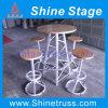 Night Clup (N21)のためのアルミニウムModern Bar Table Chairs