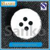 Классицистические белые кнопки металла отверстий картины 4