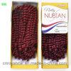 Волосы Dreadlock Natty оплетки Nubian Twiist синтетические для чернокожих женщин